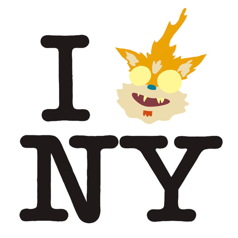 I SQUANCH NEW YORK
