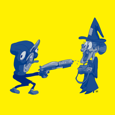 The Thief and the Witch