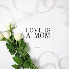 the perfect gift for mum - quotes poster