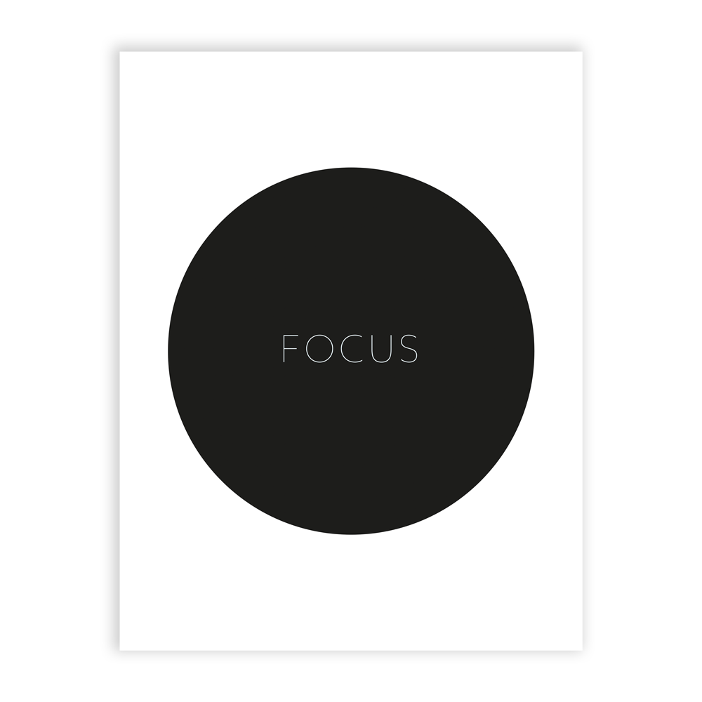 Girlboss quotes - focus