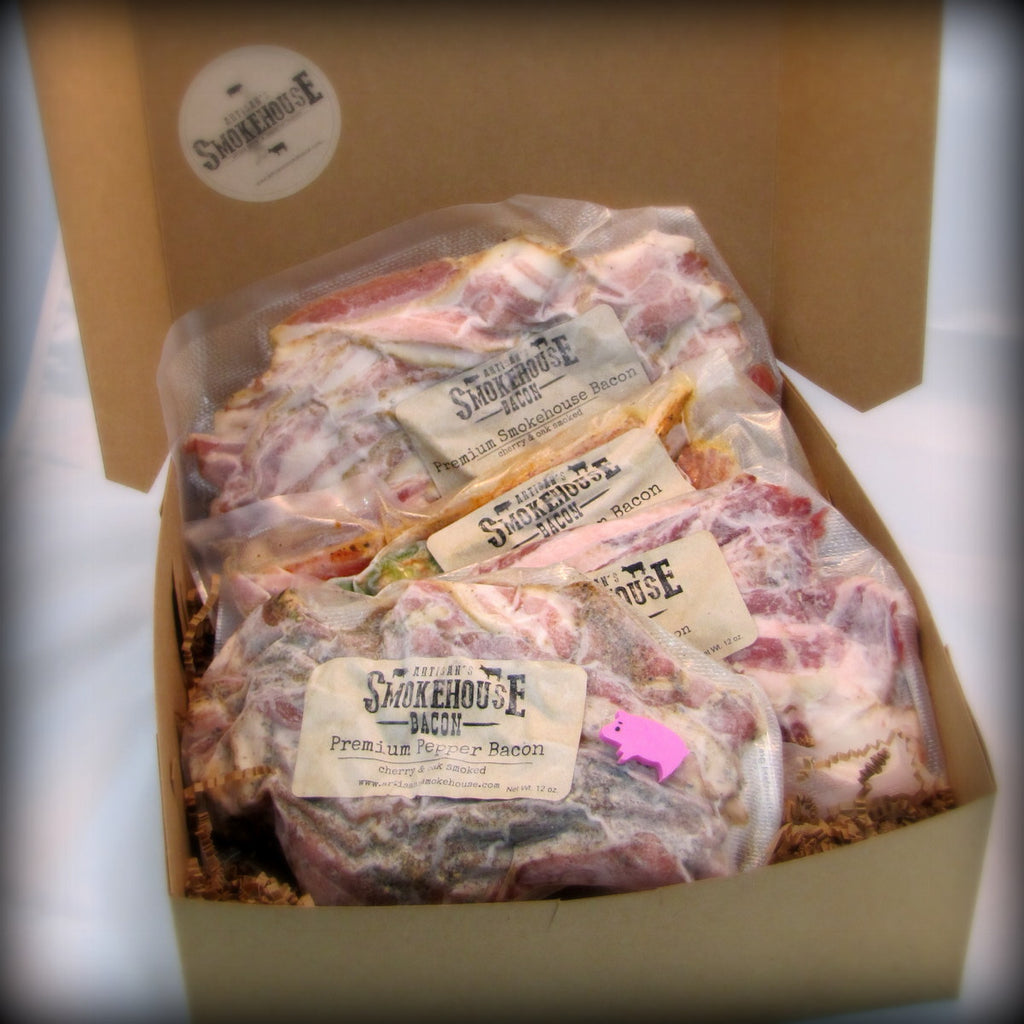 BIG BOX 'o BACON - Sampler