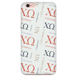 iPhone Cover - Chi Omega