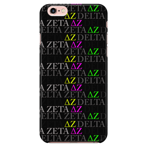 iPhone Cover / Case - Delta Zeta