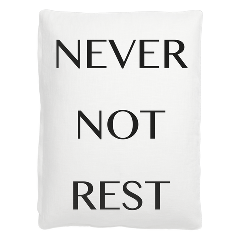 Pet Bed - Never Not Rest