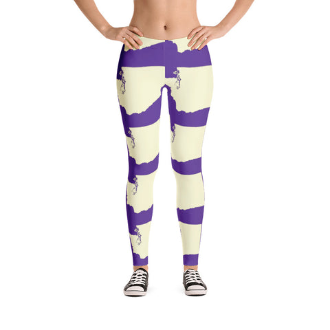 Leggings - Washington (Purple)