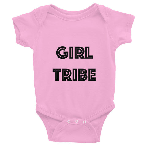 Infant Onesie - Girl Tribe