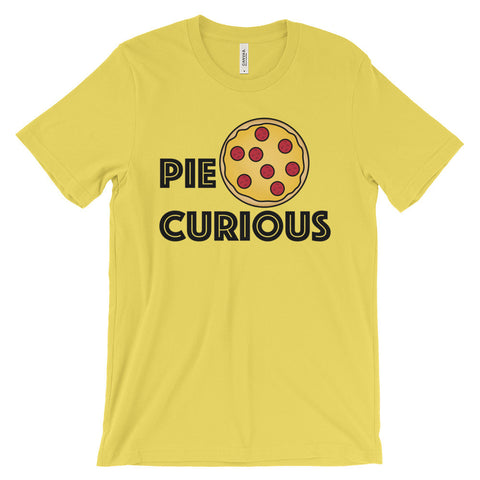 Premium T-Shirt - Pie Curious