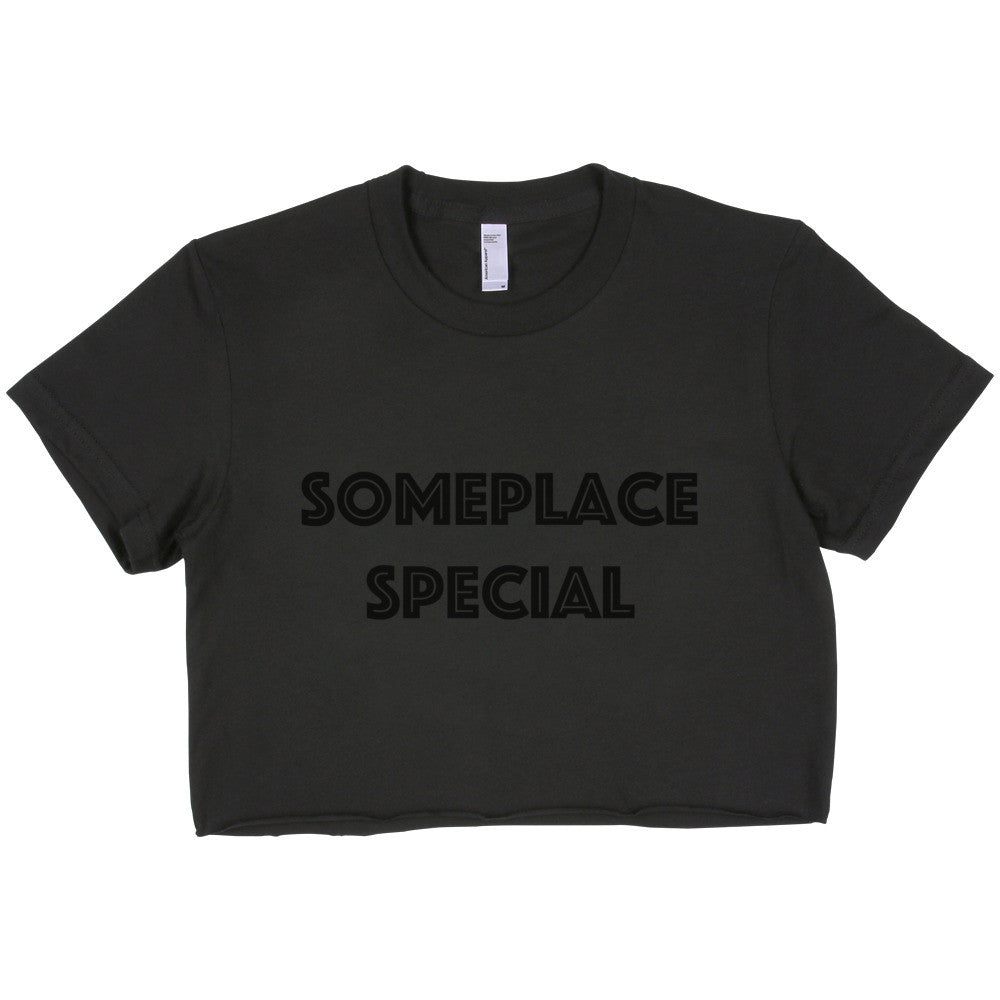 Crop Top - Someone Special