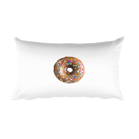 Throw Pillow - Donut