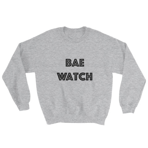 Sweatshirt - BAE Watch