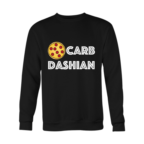 Crewneck Sweatshirt - Carb Dashian