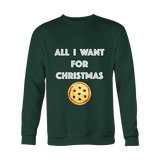 Holiday Sweatshirt - All I Want For Christmas