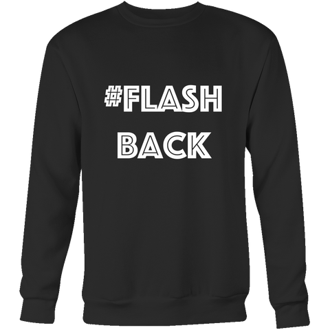 Crewneck Sweatshirt - Flashback