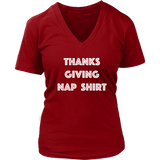 Holiday Hoodie - Thanks Giving Nap Shirt