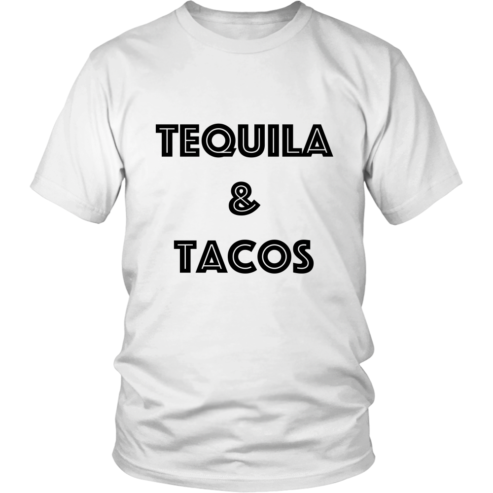 T-Shirt - Tequila & Tacos