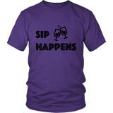 T-Shirt - Sip Happens