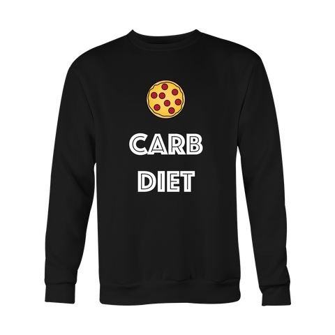 Crewneck Sweatshirt - Carb Diet