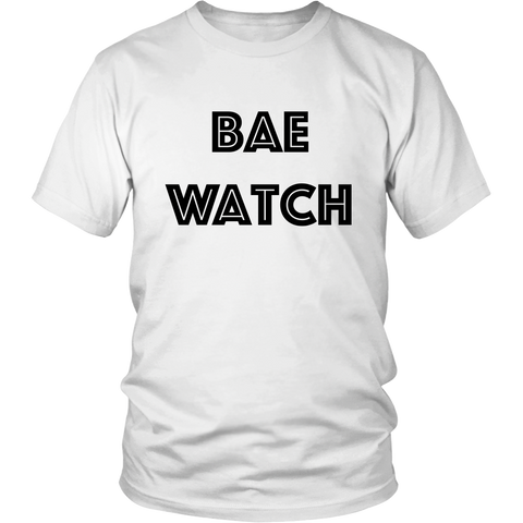 T-Shirt - BAE Watch