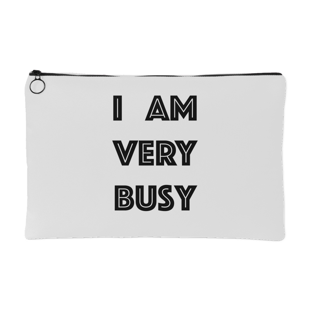 The Pouch - I Am Very Busy