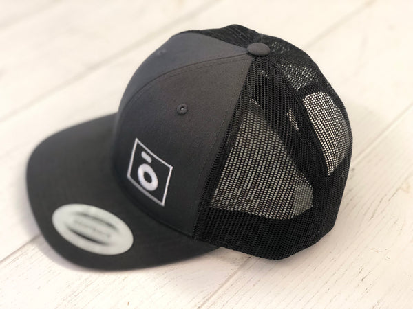 OFFBEAT Retro Trucker Mesh Back Hat