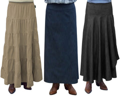 Women's Ankle Length Skirts