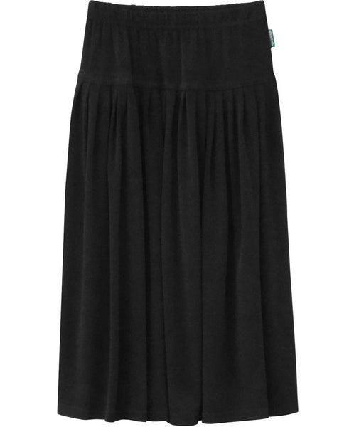Girl's Original BIZ Style Long ITY Slinky Knit Skirt