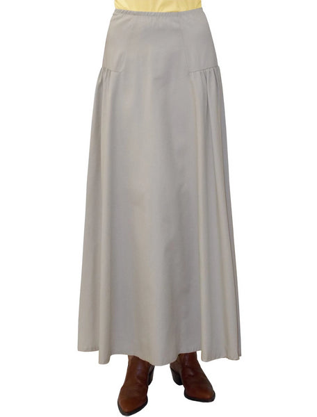 Women's Cotton Twill Eyelash Skirt