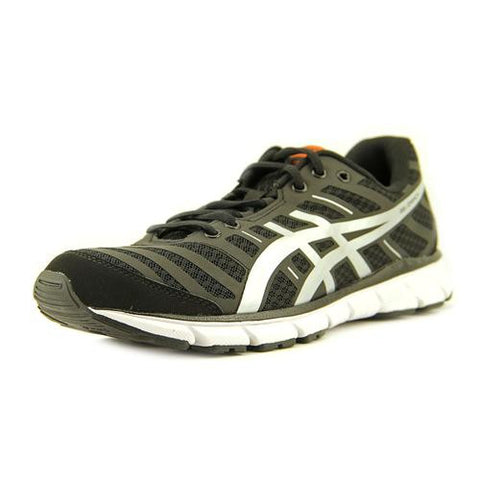 Asics Mens T3A4N Black Gel Zaraca 2 Athletic Running Shoes Size 11 - Designer-Find Warehouse - 1