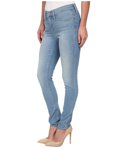 Levi's Womens 311 Blue Note Shaping Skinny Denim Jeans Size 12 / 31 X 30 - Designer-Find Warehouse - 1