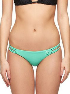 Body Glove 3950647 Smoothies Beachy Lagoon Bikini Bottoms Size M - Designer-Find Warehouse - 1