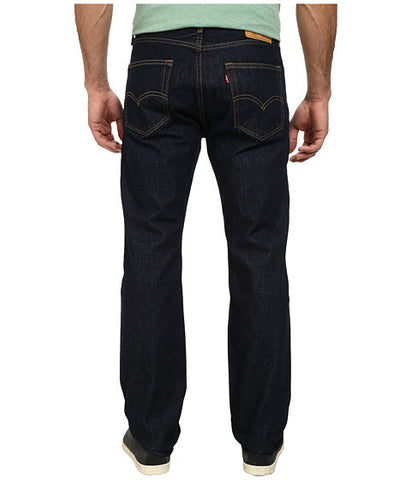 Levi's Mens Dark RinsWash Denim Jeans Size 33 X 32 - Designer-Find Warehouse - 1