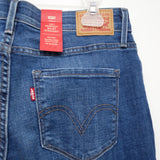 Levi's 525 Perfect Waist Straight Leg Mid Rise Denim Jeans Size 10M / 30 x 32