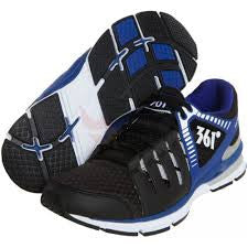 361 Impulse Mens Training Black Blue 101420104 1004 Shoes Size 13 - Designer-Find Warehouse - 1