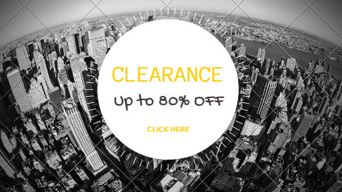 CLEARANCE ITEMS!