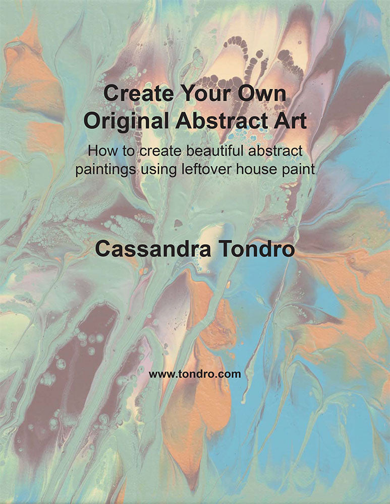 Create your own abstract art tutorial