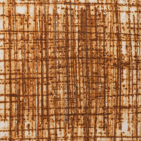 "Cassandra Tondro, ""Core Density,"" rust art"