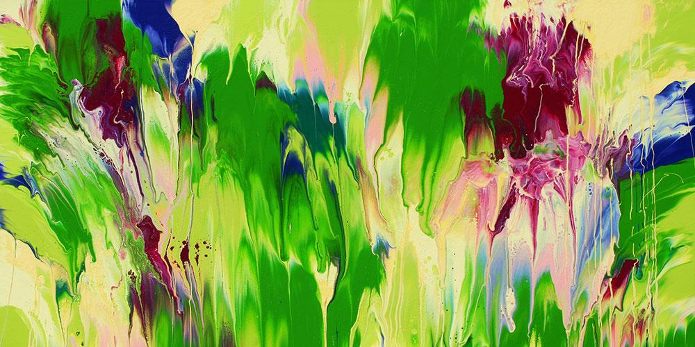 Cassandra Tondro abstract paintings