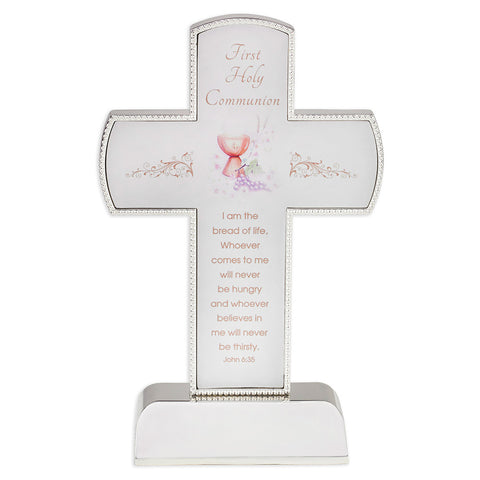 First Holy Communion Standing Cross