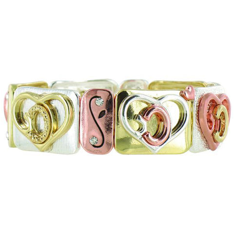 God's Heart Stretch Bracelet