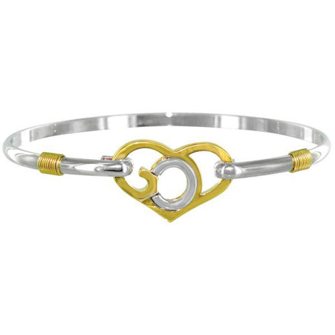 God's Heart Bangle