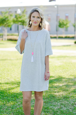Weekend Getaway Tshirt Dress