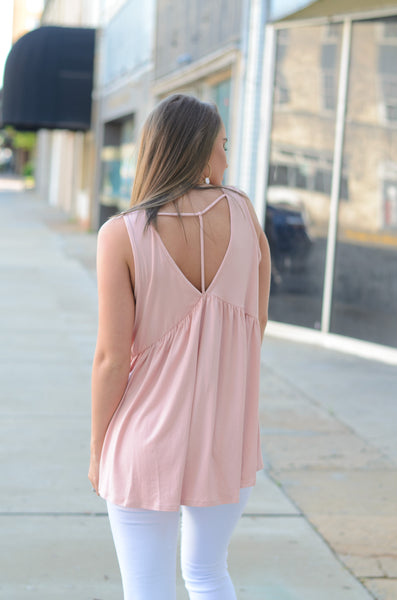 So Darlin' Babydoll Tank