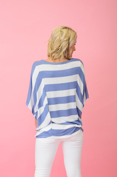 Promise Me Striped Top
