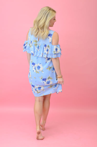 Splendid Dreams Floral Dress