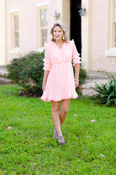 Perfect in Pastels Dress