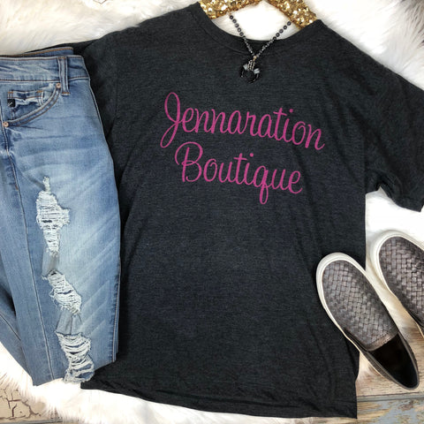Jennaration Boutique Tee