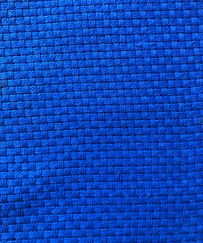 Monk's Cloth - Dazzling Blue - New Supplier