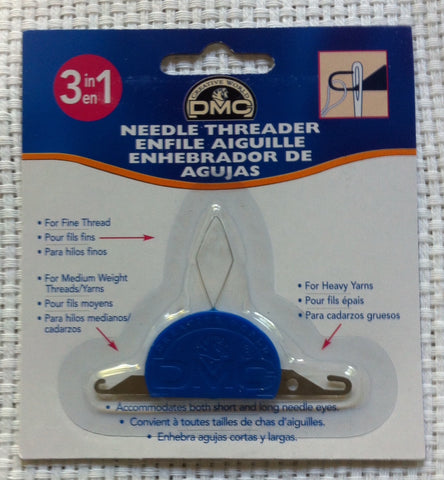 DMC Needle Threader,   3 in 1
