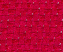 Monk's Cloth - Red - New Supplier is here!