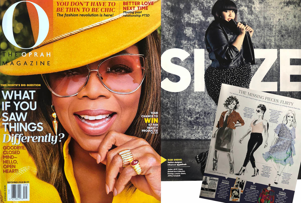 All 67 Oprah Magazine Feature